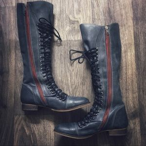 Steve Madden Perrin Military Boot